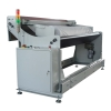 Swing type automatic deviation rectify conveyor System