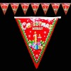 Christmas flag / christmas Pennant banners / Christmas decoration