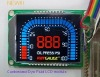 LCD modules for car or house electronics