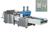 High Speed Double Channel Heat Seal and  Cut Bag Maker with Punching Unit