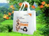 green eco friendly non woven bag