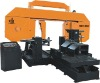 Gantry round column Horizontal Metal Band Sawing Machine GD4280