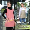 KISSBABY Anti-radiation maternity clothes/Tencel fiber two layer vest FDB/71070B