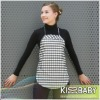 KISSBABY Radiation protective maternity wear/silver fiber tencel clothing - apron ANL/2008