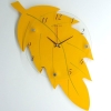 art  wood  clock
