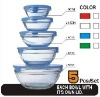 FS502-02 glass bowl