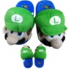 Super Mario Plush Slipper D319 on sale wholesale & drop shipping