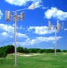 vertical-axis wind turbine wind power generator