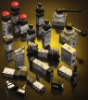 pneumatic valve, solenoid valve, control valve
