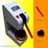 Dish heat transfer machine