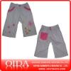 Girl's fashion 3/4 pants