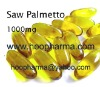 saw palmetto softgel, 1000mg, saw palmetto p.e.
