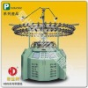 Single Jersey Four-Color Auto Striper Knitting Machine