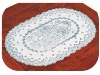 tablecloth/PVC tablecloth/mat and doily