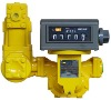 LC Positive Displacement Flow Meter/fuel dispenser flowmeter/gas meter/flowmeter/petroleum flowmeter/measuring instrument