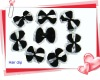 hair accessories with clip bow