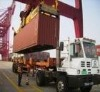 trucking service from China mainland  to HK