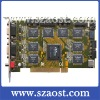 H.264 32channel input DVR Card