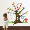 cartoon vinyl wall stickers for kids room