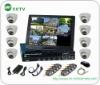 """1/3"""" CMOS 600tvl 8CH dvr cctv camera system (GRT-D6008MHK3-3CS)"""