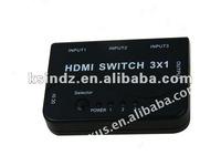 3x1 HDMI Switch