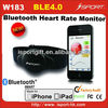 Bluetooth heart rate baby monitor iphone