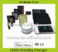 cowae travel charger for iPhone & iPod