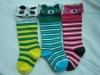 3d baby animal socks/unique baby socks
