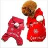 2011 new arrival Merry Christmas designer pet apparel