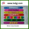Cute design silicone bracelet
