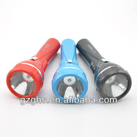 000 Rechargeable plastic LED flashlight with Patent, GHS-8109