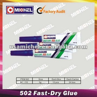 Dry Power Glue, 502 Glue, Fast Dry Glue