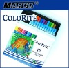 Color Water Soluble Crayons- round