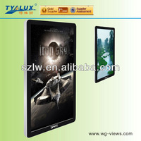 55 inch favorable price lcd advertising player in shopping mall