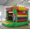 inflatable kiosk bouncer, inflatable canopy bouncer/Inflatable canopy Jumper