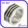 Stainless Steel Fashion Big Jewelry Rings