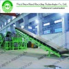 Automatic waste rubber powder production machine supplier