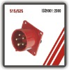 industrial plug/32A plug/3P+N+E plug/240~415V