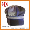 fitted lady fashion hat