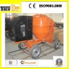 Tencogen super performance 120L 350L 400L mobile mini Electric Motor Diesel or Gasoline concrete mixer(cement mixer)