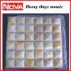 yellow honey onyx marble mosaic tile mosaic