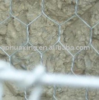high quality Hexagonal wire netting for gabion or cages