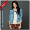 Spanish Style Skinny Denim jackets for Women(WJ0237)