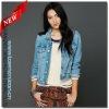 Spanish Style Skinny Denim jackets for Women(WJ0237)