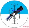 Hand held Alcohol Refractometer wine tester