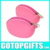 2012 Gotop fashionable silicone wallet/ purse for promotions