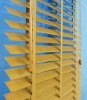 hot sell wooden venetian blind