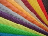 colorful pp spunbonded non-woven fabric