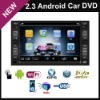 2.3 Android wifi 3g In Dash car dvd player car pc For nissan X-TRAIL