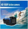 Waterproof Full HD 1080P Sport helmet Camera HT200A